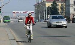 В Минске велосипедом пользуется каждый пятый житель