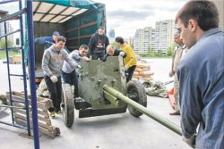 Музей истории Великой Отечественной войны не отстанет от времени