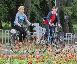 В Минске становятся популярными велоэкскурсии