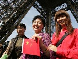 Безопасность китайских туристов во Франции обеспечат китайские стражи порядка