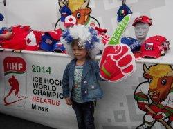 Сувениры ЧМ по хоккею активнее всего покупают россияне и латыши