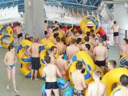 Столичный аквапарк уже посетили более 10 тыс. человек