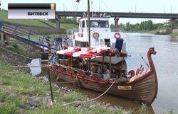 Исследователи по Западной Двине проплывут на ладье к Балтике