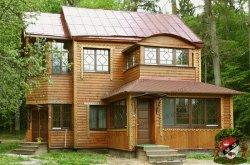 В Беловежской пуще после реставрации открыли гостевой дом