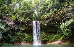 Малайский водопад закроют для мужчин