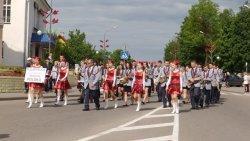У Слоніме адбыўся фестываль «Паланэз–2014»