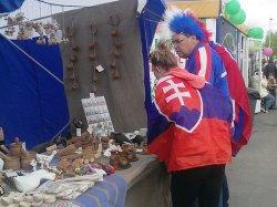 За 14 дней ЧМ по хоккею на аренах, в фан-зонах и зонах гостеприимства продано товаров на 36,7 млрд рублей