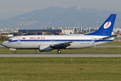«Белавиа» пополнит воздушный парк сразу двумя самолетами Boeing 737-300
