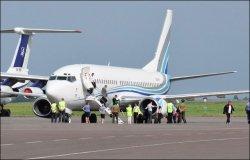 Гомельский аэропорт может стать альтернативой Киеву
