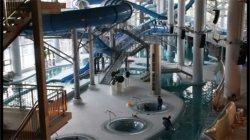 В Минском аквапарке заработала открытая зона (+ видео)