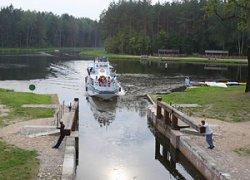 Праздником народного творчества откроется сегодня туристический сезон на Августовском канале