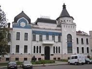 У Магілёўскім музеі імя Масленікава адкрылася персанальная выстава Рамана Коршунава