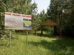 Национальный парк «Нарочанский» приглашает прогуляться по парку редких растений