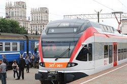 Электропоезда бизнес-класса с 1 июня будут перевозить пассажиров из Минска в Молодечно и Жлобин
