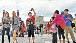 Туристическая полиция выйдет на улицы Москвы до 1 июля