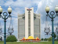 За время проведения ЧМ по хоккею загрузка гостиниц в Минске составила в среднем 82 %