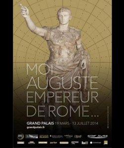 Выставка об императоре Августе проходит в Париже