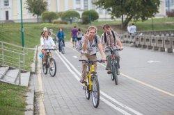 30 мая в белорусской столице состоялась велоэкскурсия по знаковым местам города «Минские хиппаны», разработанная Романом Абрамчуком