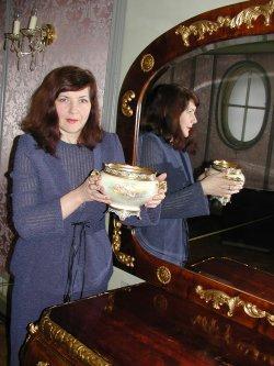 Директор брестского музея спасенных ценностей Ирина Тарима: «Наш музей – единственный такого рода музей в Беларуси и, возможно, в мире»