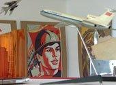 В Музее истории Минска проходит выставка плакатов и предметов советской эпохи Back in BSSR