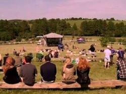 «Битлз-фестиваль» на хуторе Шабли в Беларуси собрал более 3 тысяч человек