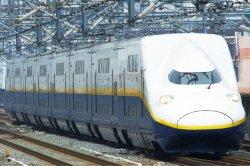 В Японии появится поезд с прозрачными вагонами