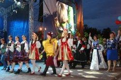 Итальянцы и англичане впервые представили свою культуру на фестивале в Гродно