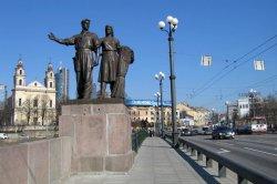 Сохраняющий реликты советского времени Грутский парк готов принять скульптуры Зеленого моста
