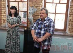 У Гародні адкрылася выстава Васіля Мартынчука