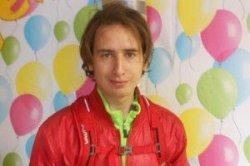 Сыроед из Челябинска Алексей Ильмухин, посетивший Витебск 30 мая, собирается преодолеть 3500 км по России, Беларуси и Украине