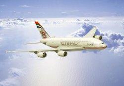Etihad Airways запускает 3 ежедневных рейса из Москвы в Абу-Даби