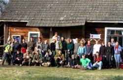 Экологический лагерь в Беловежской пуще – «Лето по Дикому»