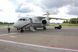 16 июня авиакомпания «Россия» осуществила первый регулярный рейс в Национальный аэропорт Минск