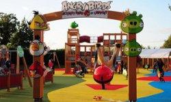 В Санкт-Петербурге откроется парк развлечений Angry Birds