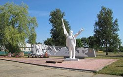 """Установлены охранные зоны для мемориального комплекса """"Здитовская оборона"""""""