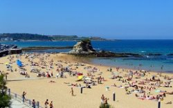 Недельная аренда жилья на первой линии в Испании достигла 552 евро в неделю