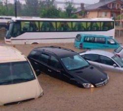 15 белорусских туристов не смогли вылететь из затопленной Варны