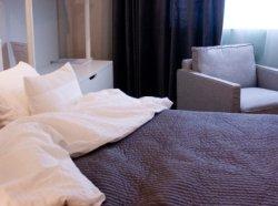 Половина гостиничных номеров в Минске пустует