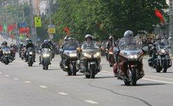 Байкеры доставят 3 июля в Полоцк «Полотно Освобождения»
