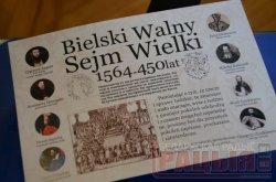 У Бельску (Польша) прайшла гістарычная рэканструкцыя Вялікага сойму ВКЛ 1564 года