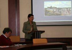 В Полоцке прошел выездной научно-практический семинар «По следам пути «из варяг в греки»