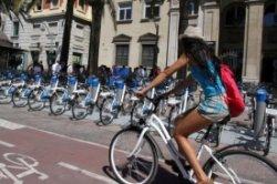 В Мадриде появятся прокатные пункты электрических велосипедов
