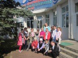 С началом летних каникул среди посетителей эколого-просветительского центра Национального парка «Нарочанский» значительно возросло количество детских групп