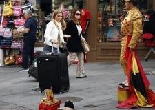 За первые месяцы года Испанию посетило более 20 млн иностранцев
