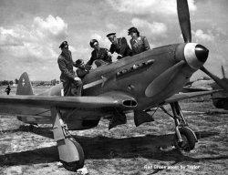 """Белорусско-французский экипаж завершит перелет по боевому пути """"Нормандии-Неман"""" 29 июня"""