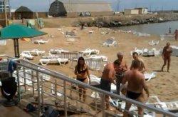 На Одессу обрушилось трехметровое цунами, отдыхающие получили переломы и другие тяжелые травмы