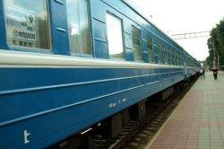 На поезде в Феодосию из Барановичей отправилась только одна семья