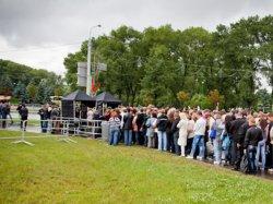 В День Независимости у стелы «Минск – город-герой» организуют 105 пропускных пунктов