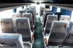 В Москву запретят въезд пассажирских автобусов класса ниже Евро-3