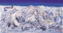 Туристы больше не смогут посещать горнолыжный курорт Швейцарии Четыре Долины по одному ски-пассу